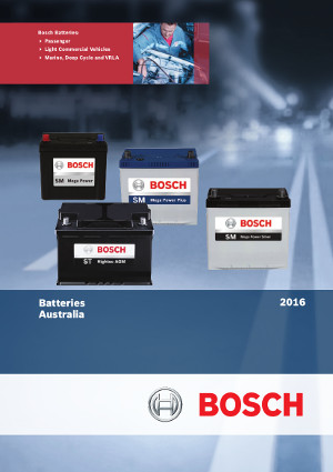 Bosch Fitment Guide