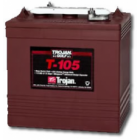 Trojan T105 - 6 Volt marine deep cycle battery