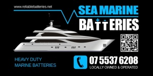 reliable batteries marine battery